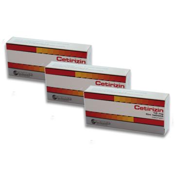 cetirizin 10 mg